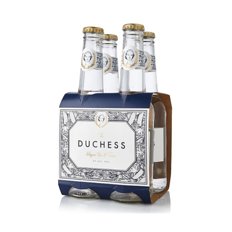 The Duchess Botanical Alcohol-Free Gin & Tonic
