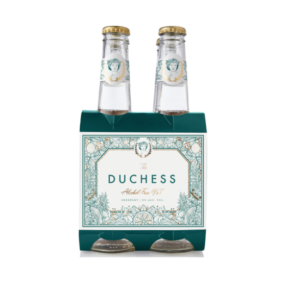 The Duchess Greenery Alcohol-Free Gin & Tonic