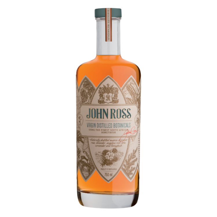 John Ross Virgin Distilled Botanicals