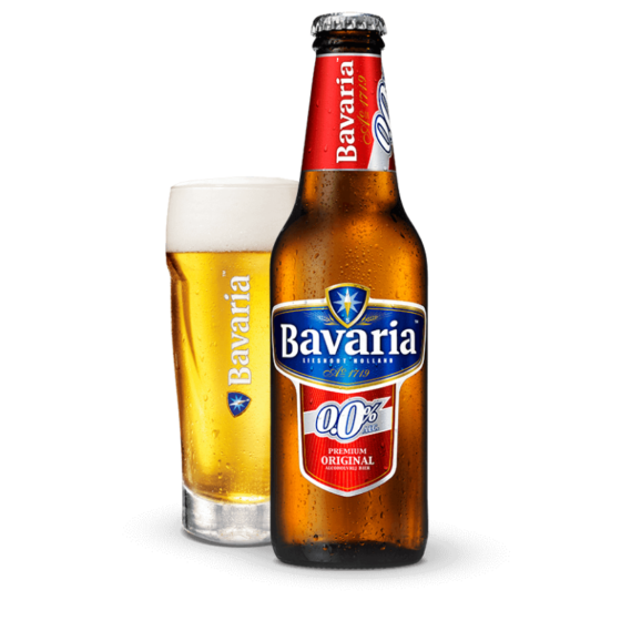 Bavaria Holland 0.0% Non-Alcoholic Beer