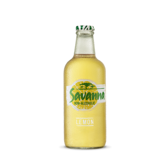 Savanna Lemon - Non-Alcoholic